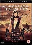 Resident Evil: Extinction (DVD)