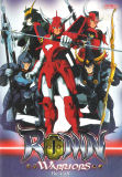 Ronin Warriors: The Call (DVD)