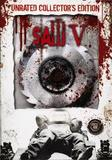 Saw V (Unrated Collector's Edition) (DVD)