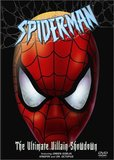 Spider-Man: The Ultimate Villain Showdown (DVD)