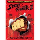 Street Fighter II: The Animated Movie (DVD)