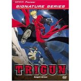 Trigun: Angel Arms (DVD)
