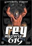 WWE: Rey Mysterio 619 (DVD)