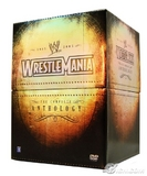 WWE: WrestleMania: The Complete Anthology (DVD)