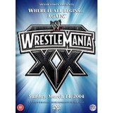 WWE: Wrestlemania XX (DVD)