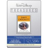 Walt Disney Treasures: Davy Crockett - The Complete Televised Series (DVD)