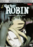 Witch Hunter Robin: Complete Collection -- Anime Legends (DVD)