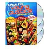 Young Justice: Season 1 Vol. 1-3 (DVD)