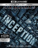 Inception (Ultra HD Blu-ray)