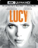 Lucy (Ultra HD Blu-ray)