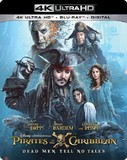 Pirates of the Caribbean: Dead Men tell no Tales (Ultra HD Blu-ray)