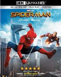 Spider-Man: Homecoming (Ultra HD Blu-ray)