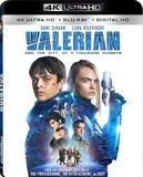 Valerian and the City of a Thousand Planets (Ultra HD Blu-ray)