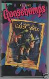 Goosebumps: A Night in Terror Tower (VHS)