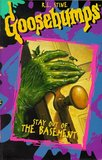 Goosebumps: Stay Out of the Basement (VHS)