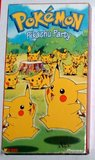 Pokemon: Pikachu Party (VHS)