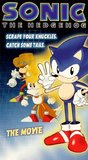 Sonic the Hedgehog: The Movie (VHS)