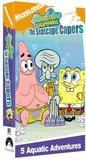 Spongebob Squarepants The Seaside Capers (VHS)