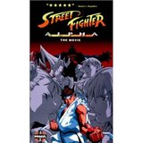 Street Fighter Alpha: The Movie (VHS)