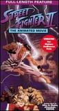 Street Fighter II: The Animated Movie (VHS)