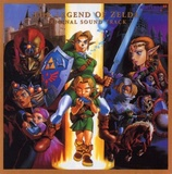 Legend of Zelda: Ocarina of Time Soundtrack, The (Koji Kondo)