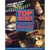 Top Secret Passwords Nintendo Player's Guide (Nintendo)