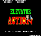 Elevator Action (Arcade)