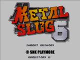 Metal Slug 6 (Arcade)