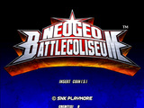 NeoGeo Battle Coliseum (Arcade)