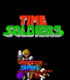 Time Soldiers (Arcade)