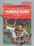 Jungle Hunt (Atari 2600)