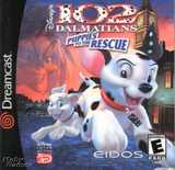 102 Dalmatians: Puppies to the Rescue (Dreamcast)