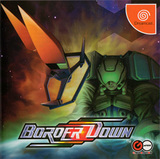 Border Down (Dreamcast)