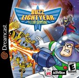 Buzz Lightyear of Star Command (Dreamcast)