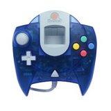 Controller -- Blue (Dreamcast)