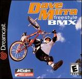 Dave Mirra Freestyle BMX (Dreamcast)