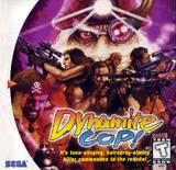 Dynamite Cop! (Dreamcast)