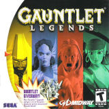 Gauntlet Legends (Dreamcast)