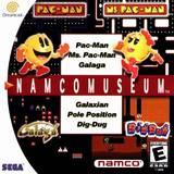 Namco Museum (Dreamcast)