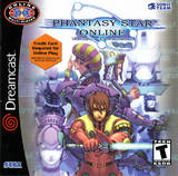 Phantasy Star Online Ver. 2 (Dreamcast)