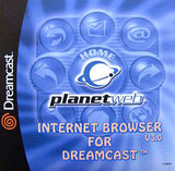 Planetweb Dreamcast Browser 3.0 (Dreamcast)