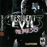 Resident Evil 3: Nemesis (Dreamcast)