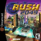 San Francisco Rush 2049 (Dreamcast)