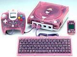 Sega Dreamcast -- Hello Kitty Edition (Pink) (Dreamcast)