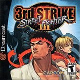 Street Fighter III: 3rd Strike: Fight for the Future (Dreamcast)
