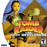 Tomb Raider: The Last Revelation (Dreamcast)