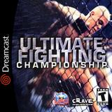 Ultimate Fighting Championship (Dreamcast)