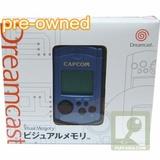 VMU -- Capcom Edition (Dreamcast)