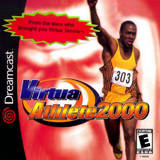 Virtua Athlete 2000 (Dreamcast)