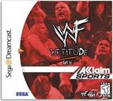 WWF Attitude (Dreamcast)